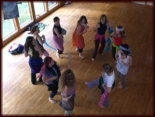 JourneyDance yoga-dance class